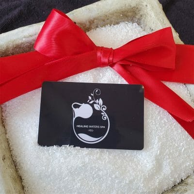 Healing Waters Spa Gift Card