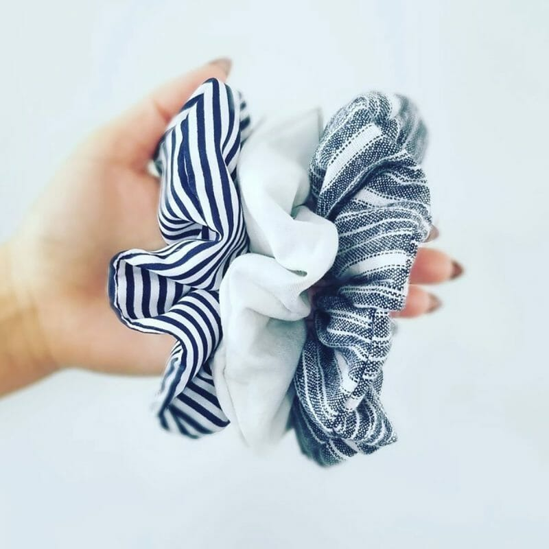 Mates Collection Scrunchies