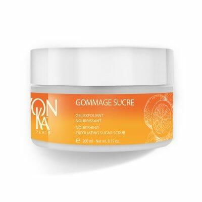 Yon-Ka Mandarin / Sweet Orange VITALITE Gommage Sucre (Nourishing Exfoliating Sugar Scrub)