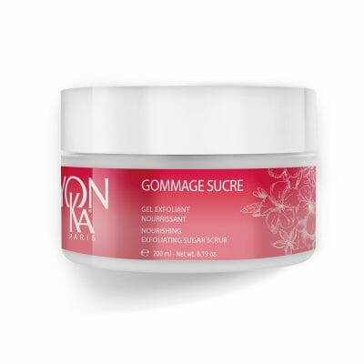 Yon-Ka Tiare Flower / Jasmine RELAX Gommage Sucre (Nourishing Exfoliating Sugar Scrub)