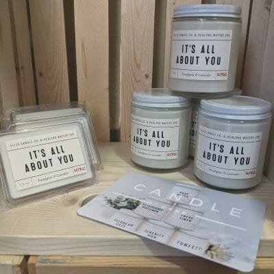 """""""It's All About You"""" Eucalyptus & Lavender Wax Melts"""