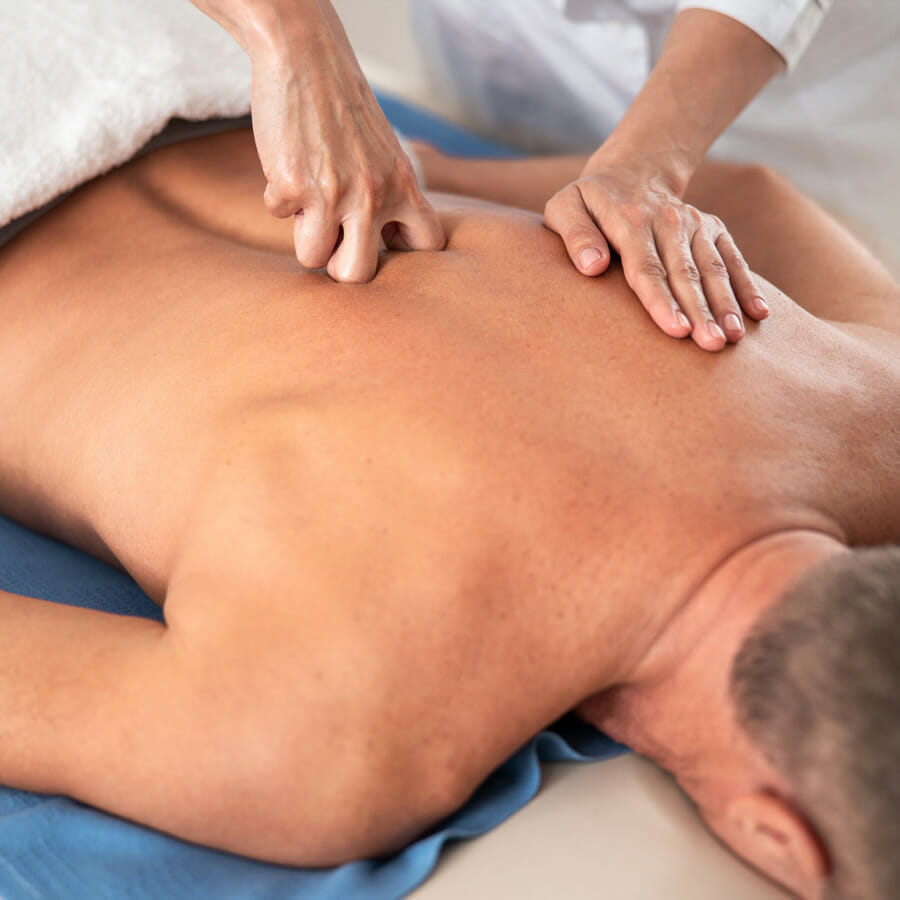 HOME > SERVICES > REGISTERED MASSAGE THERAPY