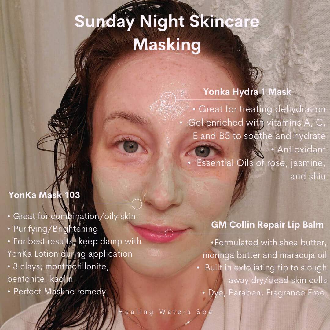 A Minimalist Skincare Routine by Emily